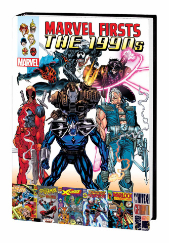 Marvel Firsts: The 1990s