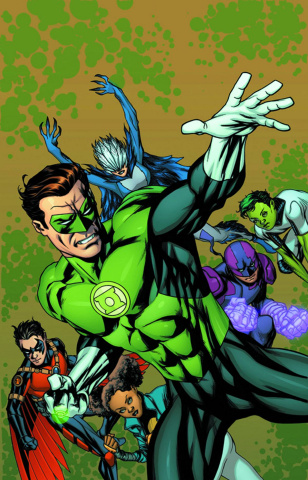 Teen Titans #12 (Green Lantern 75th Anniversary Cover)