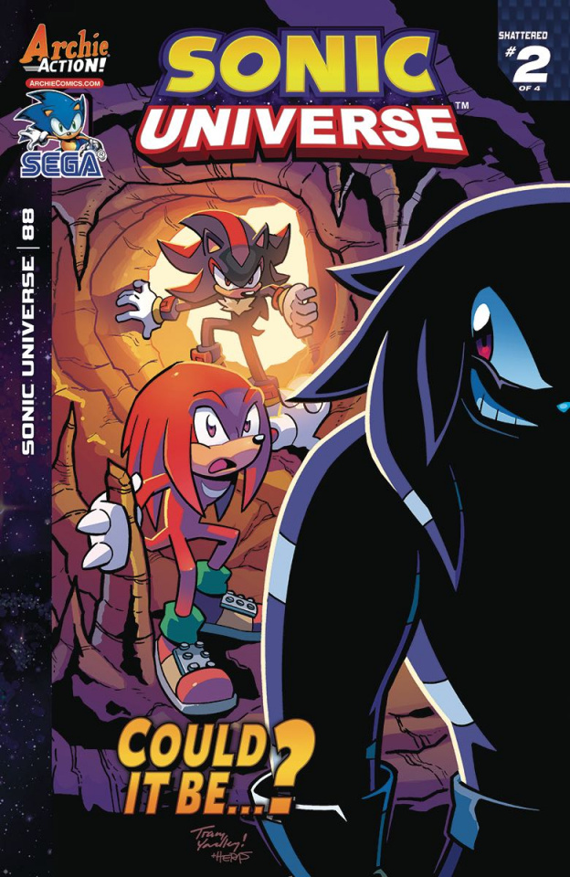 Sonic Universe #88 (Yardley Cover)