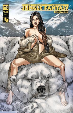 Jungle Fantasy: Survivors #10 (Tundra Cover)