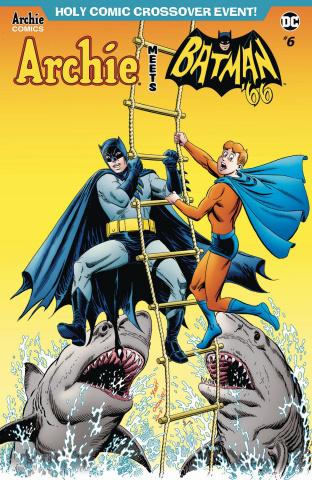 Archie Meets Batman '66 #6 (Ordway Cover)