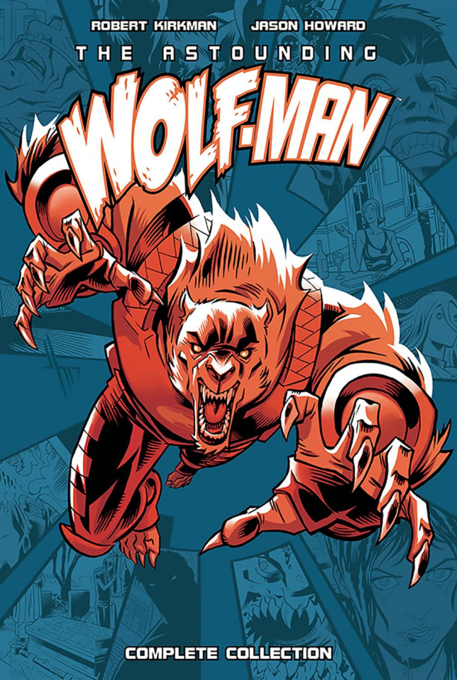 The Astounding Wolf-Man (Complete Collection)