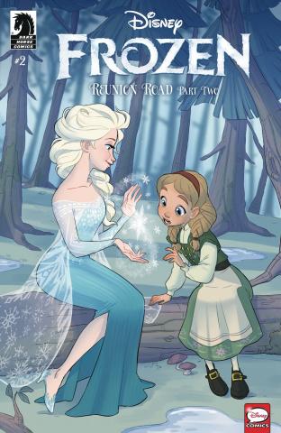 Frozen: Reunion Road #2 (Dicataldo Cover)