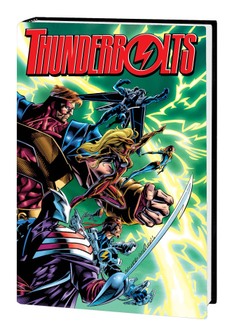 Thunderbolts Vol. 1 (Omnibus Bagley First Issue Cover)