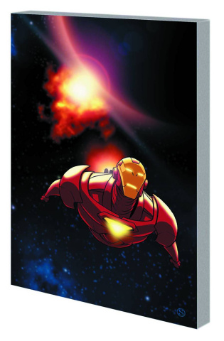Marvel Universe's Iron Man Comic Reader #2