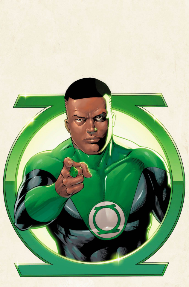 Hal Jordan and The Green Lantern Corps #36 (Variant Cover)