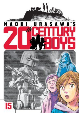 Naoki Urasawa's 20th Century Boys Vol. 15