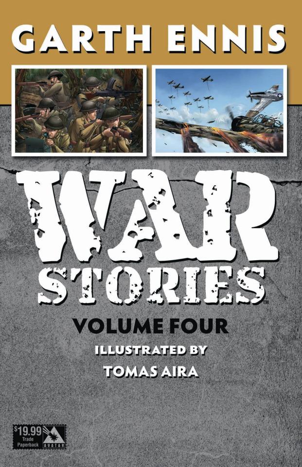 War Stories Vol. 4
