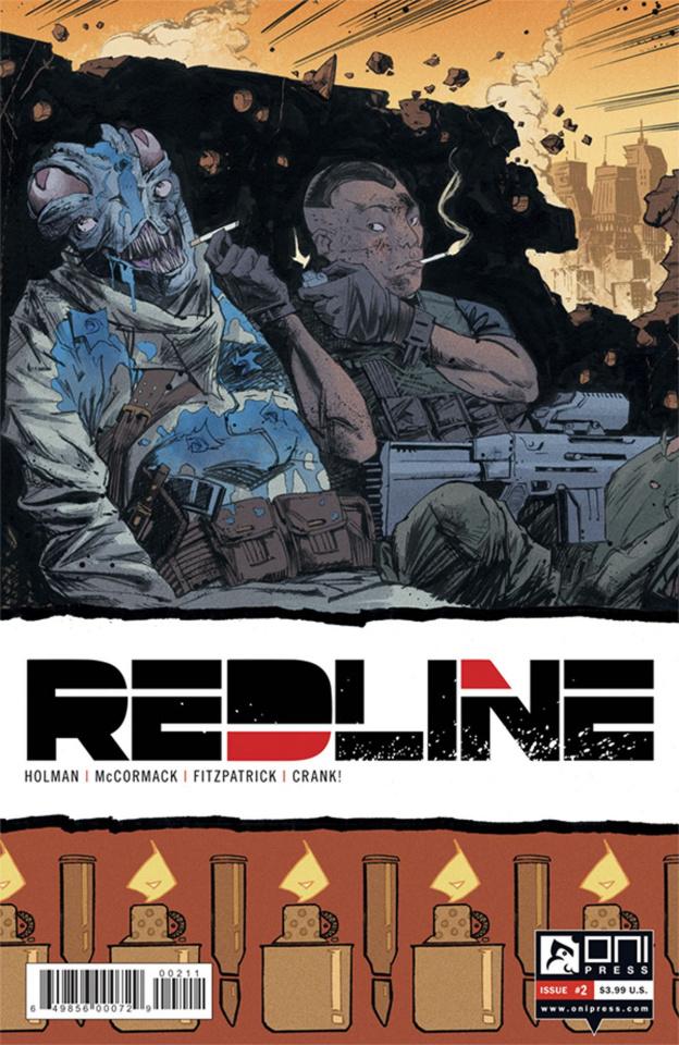 Redline #2