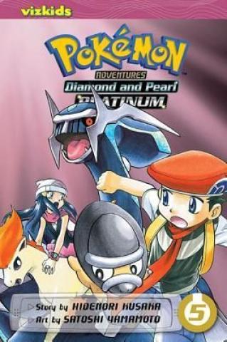 Pokémon Adventures: Platinum Vol. 5