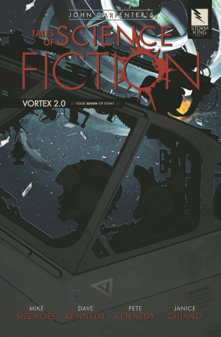 Tales of Science Fiction: Vortex 2 #7