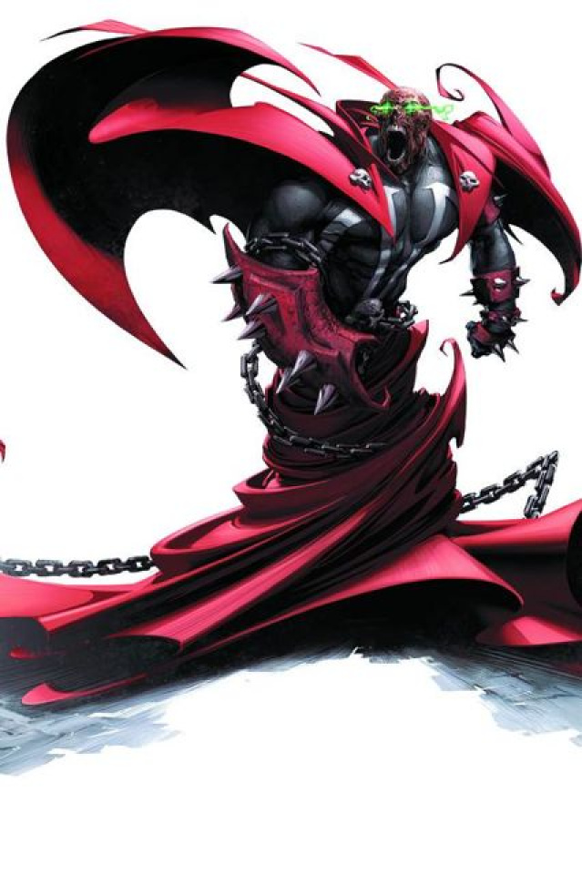 Spawn: Origins Vol. 6