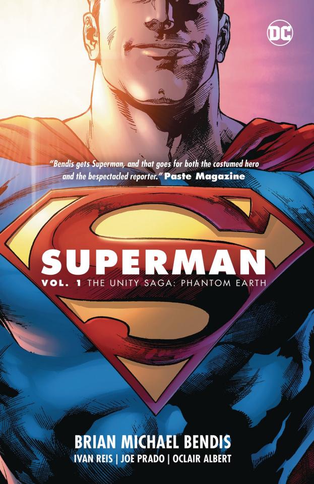 Superman Vol. 1: The Unity Saga - Phantom Earth