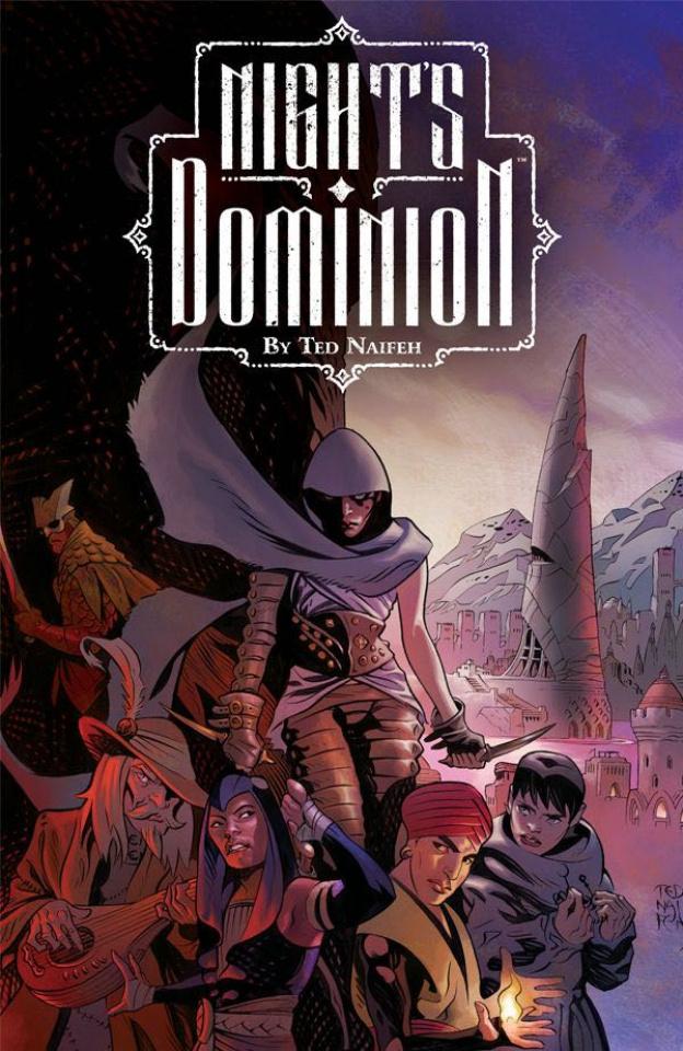 Night's Dominion Vol. 1