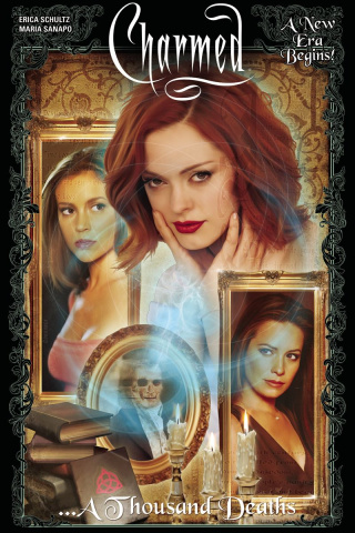Charmed #1 (Corroney Cover)
