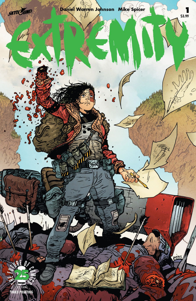 Extremity #1 (3rd Printing)