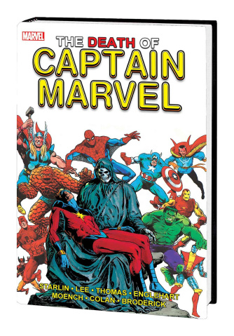 The Death of Captain Marvel (Gallery Edition)