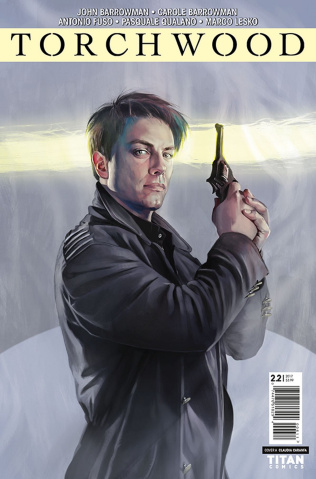 Torchwood #2 (Caranfa Cover)