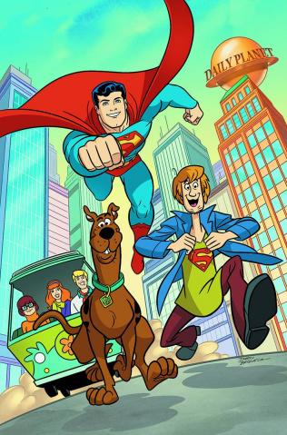 Scooby Doo Team-Up Vol. 2