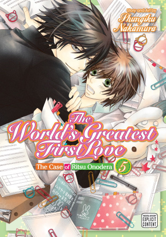 The World's Greatest First Love Vol. 5