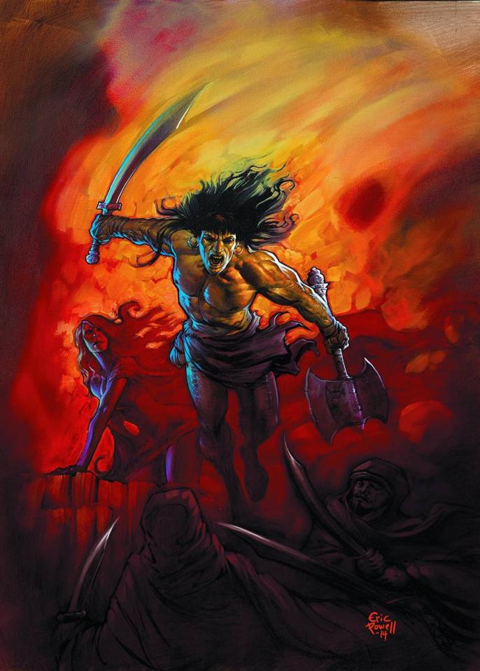 Conan the Avenger #13
