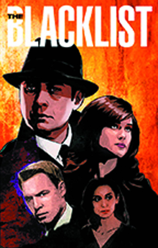 The Blacklist #5 (Subscription Photo Cover)