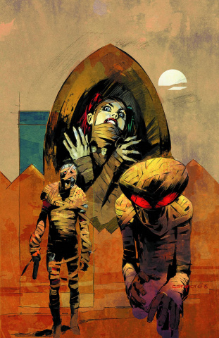 New Suicide Squad #13 (Monsters Cover)