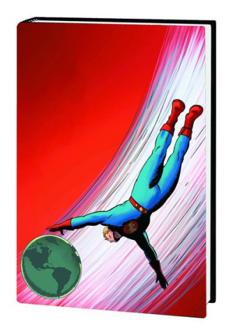 Marvelman Family's Finest Premiere Hardcover Variant