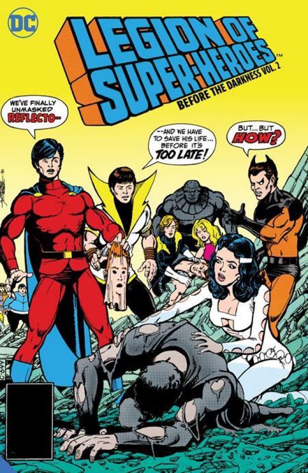 Legion Of Super-Heroes: Before the Darkness Vol. 2