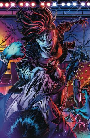 Hellchild: Blood Money #2 (White Cover)