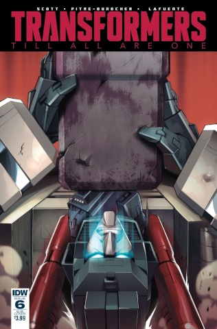 The Transformers: Till All Are One #6 (Subscription Cover)