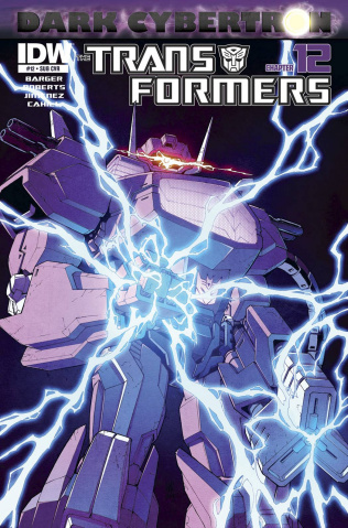 The Transformers #12 (Subscription Cover)
