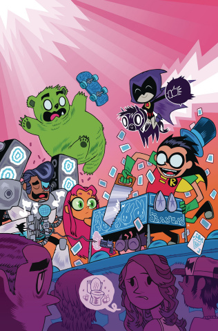 Teen Titans Go! Thier Greatest Hijinks