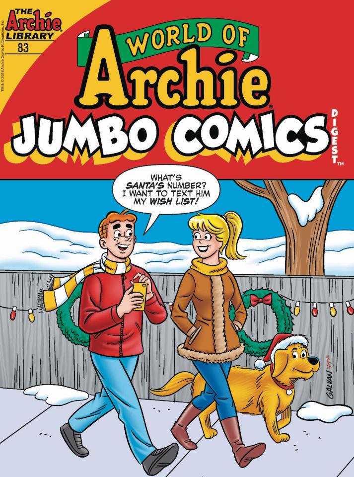 World of Archie Jumbo Comics Digest #83