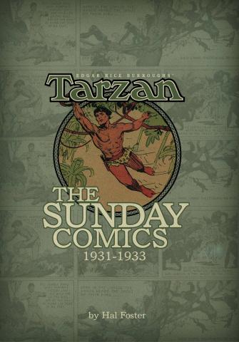 Tarzan: The Sunday Comics Vol. 1: 1931-1933