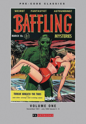 Baffling Mysteries Vol. 1