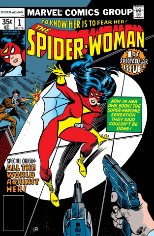 Spider-Woman #1 (Facsimile Edition)