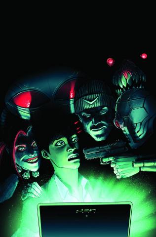 New Suicide Squad #17