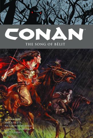 Conan Vol. 16: The Song of Belit