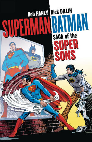 Superman / Batman: Saga of the Super Sons