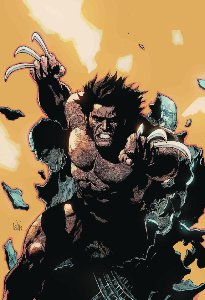Return of Wolverine #1 (Yu Cover)