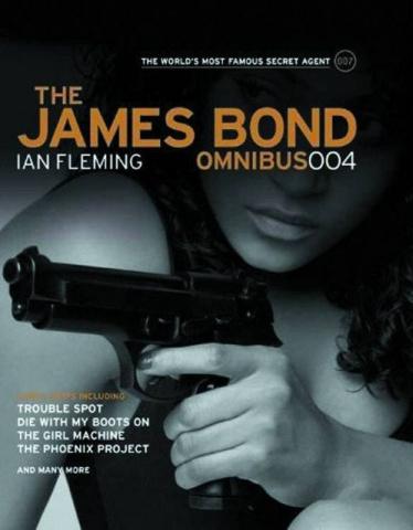 The James Bond Vol. 004 (Omnibus)