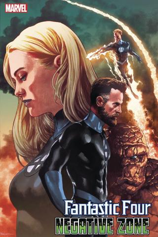 Fantastic Four: Negative Zone #1 (Suayan Cover)