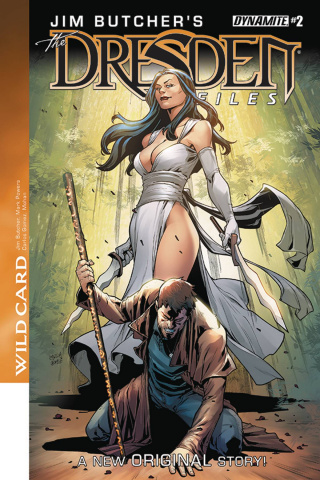 The Dresden Files: Wild Card #2