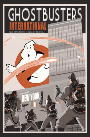 Ghostbusters International Vol. 1