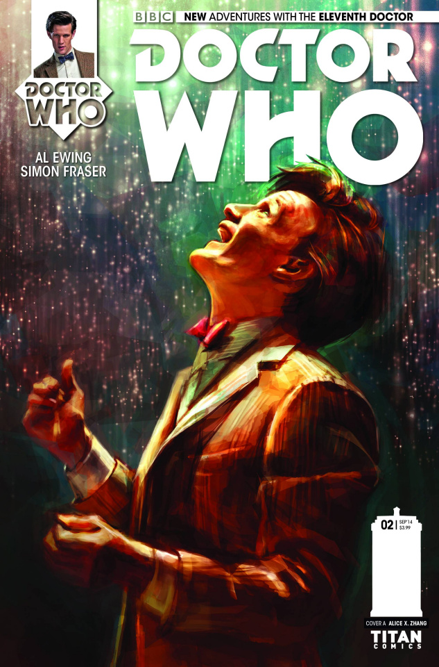 Doctor Who: New Adventures with the Eleventh Doctor #2