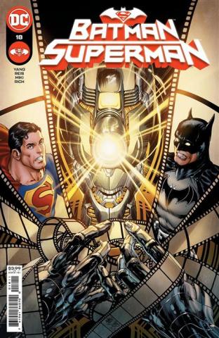Batman / Superman #18 (Ivan Reis Cover)