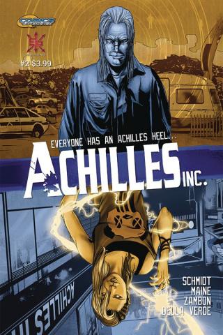 Achilles Inc. #2