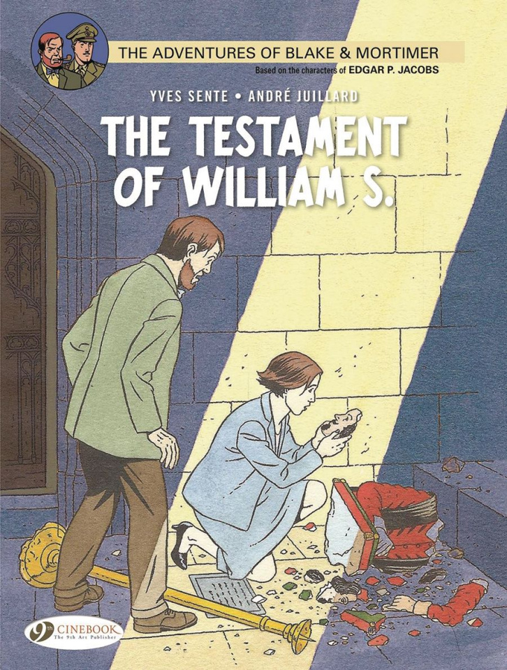 The Adventures of Blake & Mortimer Vol. 24: The Testament of William S.