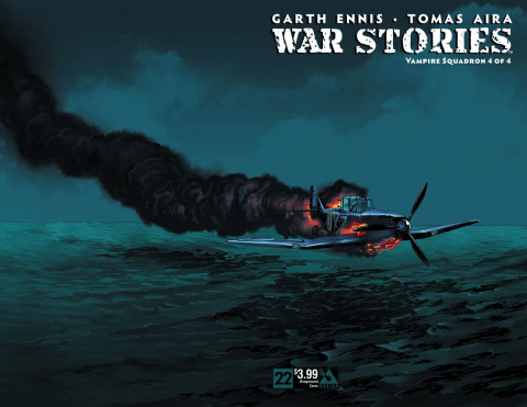 War Stories #22 (Wrap Cover)